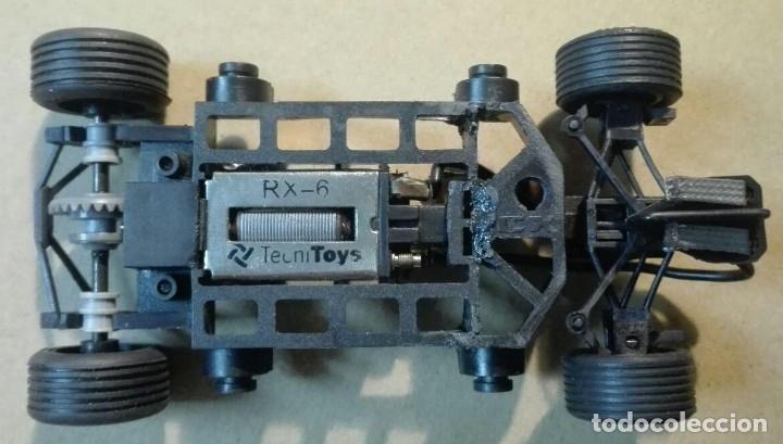Slot Cars: Mini Replicas K003 Kit + chasis SRS completo Lancia Delta 4WD Integrale Martini '92 Scalextric SCX - Foto 11 - 129265315