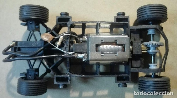 Slot Cars: Mini Replicas K003 Kit + chasis SRS completo Lancia Delta 4WD Integrale Martini '92 Scalextric SCX - Foto 12 - 129265315