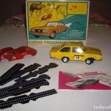 Slot Cars: JUGUETES - COCHE PROGRAMADO. Lote 170149860