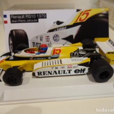 Slot Cars: SRC - HOBBY CLASSIC. F1 RENAULT RS10 1979. ELF. Nº 15. JEAN-PIERRE JABOUILLE. Lote 253320965