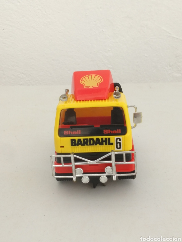 Slot Cars: Camión Hornby hobbies Shell Bardahl Scalextric - Foto 2 - 170268905