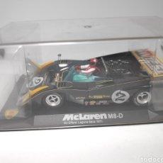 Slot Cars: VANQUISH MG MCLAREN M8 D VIC EL FORD LAGUNA SECA 1971 REF. CA2. Lote 171013030