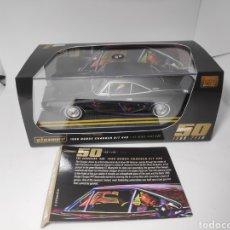 Slot Cars: PIONEER 1968 DODGE CHARGER R/T 440 ASSASSINS 50 ANIVERSARIO EDICIÓN ESPECIAL REF. P086. Lote 171019409