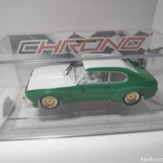 Slot Cars: OSC FORD CAPRI LV RACE ONE CHRONO SRC 50403. Lote 171020040
