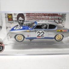 Slot Cars: SRC FORD CAPRI RS 1°24H. SPA 1971 REF. 00308. Lote 171247385