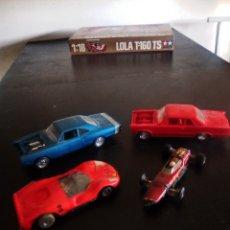 Slot Cars: SLOT, REVELL COX MONOGRAM RUSKIT SCALEXTRIC EXIN ESCALA 1/24. Lote 171254008
