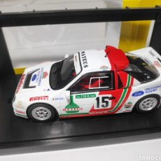 Slot Cars: MSC FORD RS200 RALLY PORTUGAL. Lote 171625745