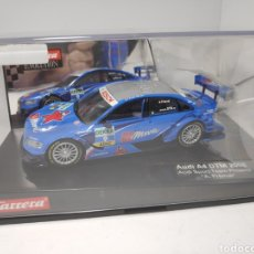 Slot Cars: CARRERA EVOLUTION AUDI A4 DTM 2008 REF. 27358. Lote 171725063