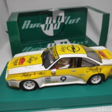 Slot Cars: AVANT SLOT OPEL MANTA FINLEY SAINZ OROZCO RALLY CATALUNYA 1984 REF. 51502. Lote 171766150