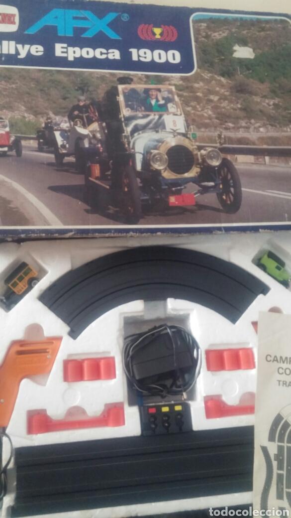 AFX RALLYE EPOCA 1900 COMANSI (Juguetes - Slot Cars - Magic Cars y Otros)