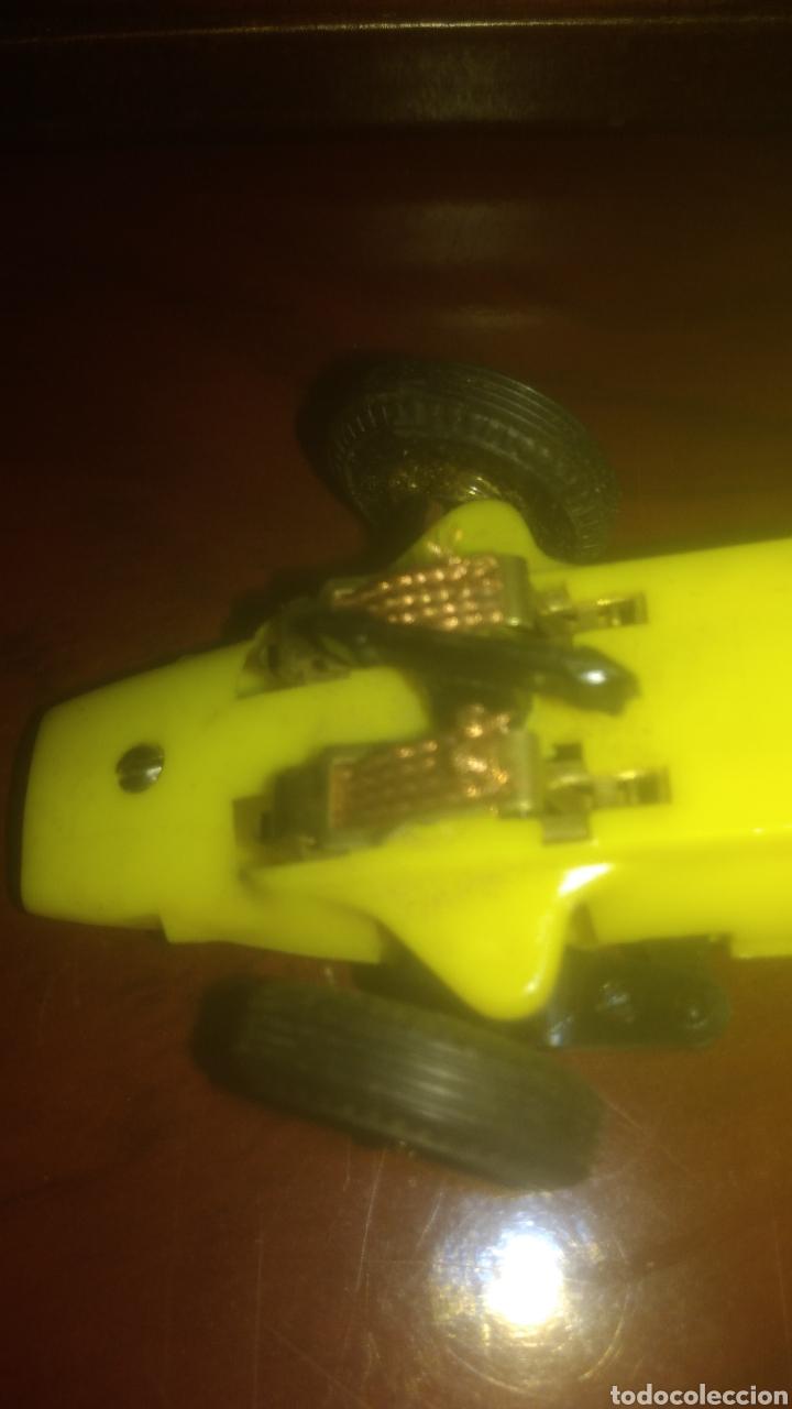 Slot Cars: JOUEF. LOTUS MUY DIFICIL FABRICADO EN ESPAÑA. GIRO PERFECTO DE LAS RUEDAS. VER FOTOS. - Foto 4 - 191685776