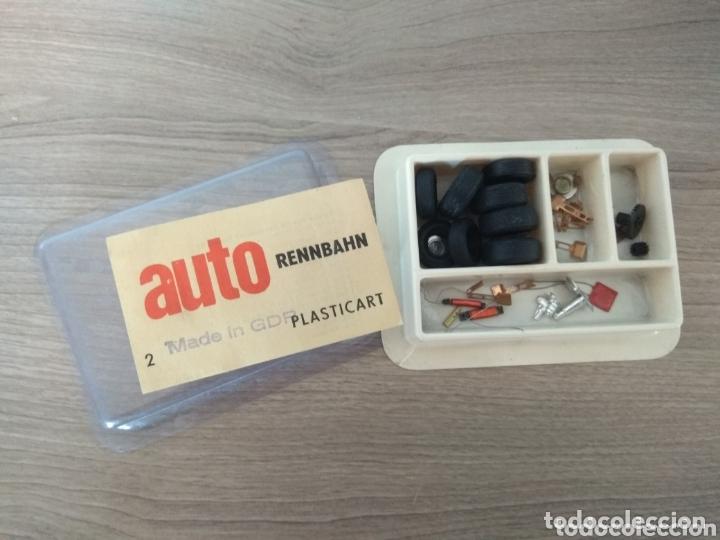 Slot Cars: REPUESTOS PARA COCHES DE CIRCUITO ALEMANIA AUTO RENNBAHN - Foto 3 - 160020680