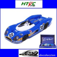 Slot Cars: LE MANS MINIATURES MATRA MS650 #33 ELF LE MANS 1969 BELTOISE / COURAGE 132079M. Lote 172711485
