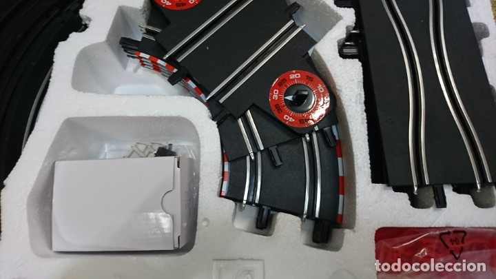 Slot Cars: PISTA DE CARRERAS MARIO KART DE CARRERA GO, MARIO BROS - Foto 4 - 172879113