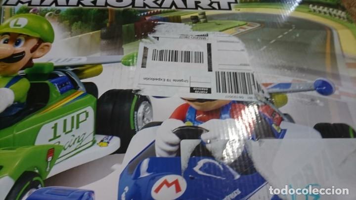 Slot Cars: PISTA DE CARRERAS MARIO KART DE CARRERA GO, MARIO BROS - Foto 7 - 172879113