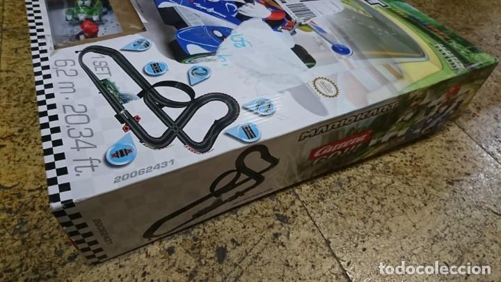 Slot Cars: PISTA DE CARRERAS MARIO KART DE CARRERA GO, MARIO BROS - Foto 8 - 172879113