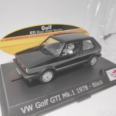 Slot Cars: SPIRIT GOLF GTI BLACK STREET VERSIÓN REF. 0701502. Lote 173492173