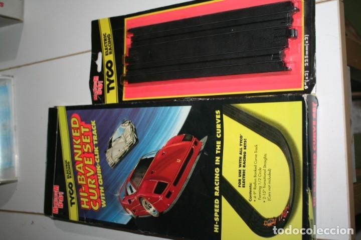 Slot Cars: en blister 3 cajas tyco - Foto 2 - 173808448