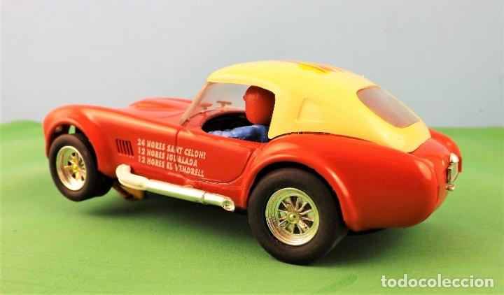 Slot Cars: Slot Reprotec Shelby 5º Aniversario Campeonato Cataluña - Foto 3 - 212965542