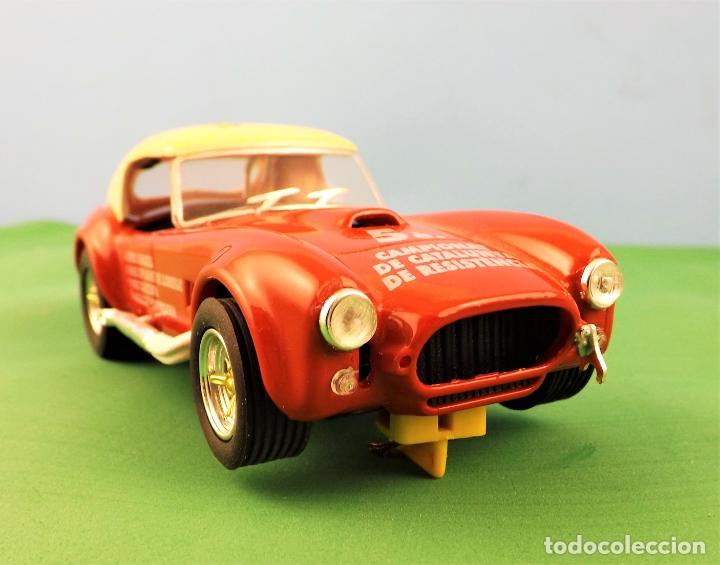 Slot Cars: Slot Reprotec Shelby 5º Aniversario Campeonato Cataluña - Foto 6 - 212965542