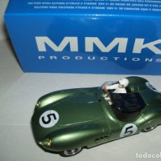 Slot Cars: ASTON MARTIN DBR11 LE MANS 1959 WINNER DE GMC-MMK. Lote 174154033