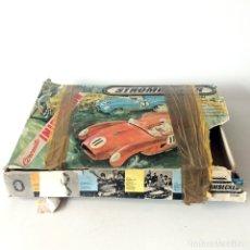 Slot Cars: CAJA CIRCUITO INICIACIÓN - STROMBECKER PAYÁ - IBI ESPAÑA - SIN COCHES. Lote 174170283