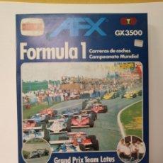 Slot Cars: PISTA SLOT COMANSI AFX GX 3500 NUEVA Y PRECINTADA. Lote 174227137
