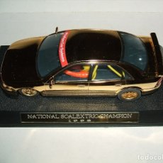 Slot Cars: AUDI A4 DE HORNBY NATIONAL SCALEXTRIC CHAMPION 1998. Lote 174328082