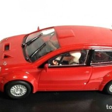 Slot Cars: VW VOLKSWAGEN POLO S1600 SHOW CAR POWER SLOT CAR SCALEXTRIC SCX **. Lote 174396192