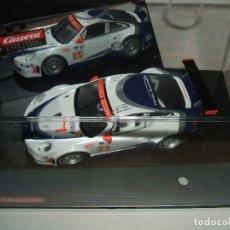 Slot Cars: PORSCHE 997 GT3 RSR DE CARRERA, REF.-27209 . Lote 174487182