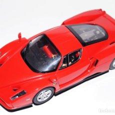 Slot Cars: CARRERA FERRARI ENZO ROJO REF 25702 NUEVO EN CAJA. Lote 174937550