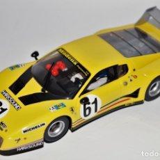 Slot Cars: CARRERA FERRARI 512 BB LM BEURLYS REF: 25728 NUEVO EN CAJA. Lote 175133293