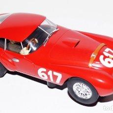 Slot Cars: CARRERA FERRARI 166/212 MM 1952 UOVO REF: 25711 NUEVO EN CAJA. Lote 175133747