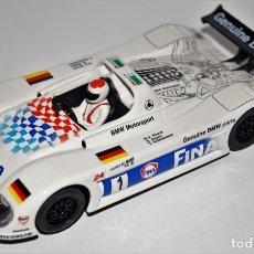 Slot Cars: NINCO BMW V12 LM NºN1 FINA REF: 50192 NUEVO EN CAJA. Lote 175264895