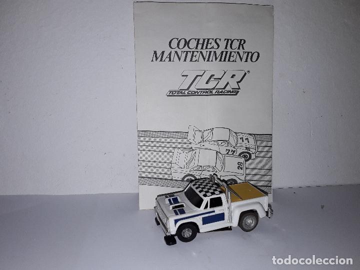 Slot Cars: TCR camioneta salvaobstaculos MODEL- IBER - Foto 2 - 175546795