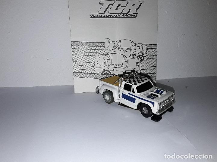 Slot Cars: TCR camioneta salvaobstaculos MODEL- IBER - Foto 8 - 175546795