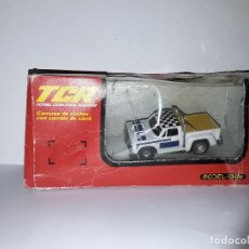 Slot Cars: TCR CAMIONETA SALVAOBSTACULOS MODEL- IBER. Lote 175546795