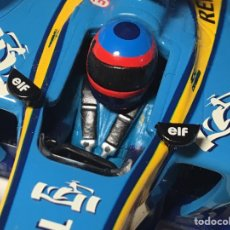 Slot Cars: SUPERSLOT. RENAULT F1 PILOTADO POR F. ALONSO. Lote 175638123