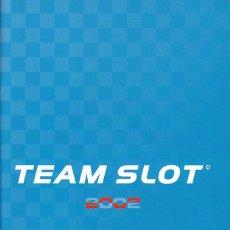 Slot Cars: CATALOGO TEAM SLOT 2002 . Lote 175685550