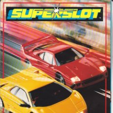 Slot Cars: CATALOGO SUPERSLOT . Lote 175685634