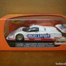 Slot Cars: SLOT IT JAGUAR XJR12 BUD LIGHT REF CA13A NUEVO. Lote 175862907