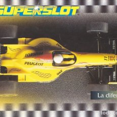 Slot Cars: CATALGO COCHES SLOT SUPERSLOT 1998. Lote 175966603