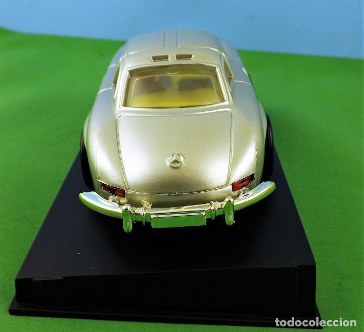 Slot Cars: Slot Cartronic Mercedes Gullwing 300sl - Foto 6 - 176019109