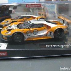 Slot Cars: 27547 - FORD GT RACE CAR Nº2 DE CARRERA. Lote 205351135