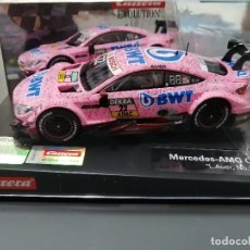Slot Cars: 20027603 - MERCEDES AMG DTM Nº22 DE CARRERA. Lote 176177864