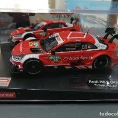 Slot Cars: 20027601 - AUDI RS 5 DTM Nº33 DE CARRERA. Lote 176178002