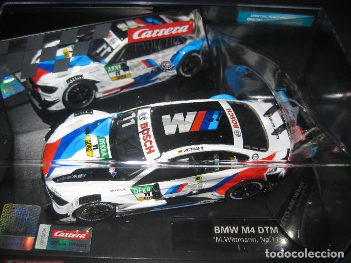 Slot Cars: 20027602 - BMW M4 DTM Nº11 DE CARRERA - Foto 2 - 176221133