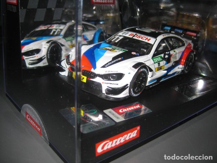 Slot Cars: 20027602 - BMW M4 DTM Nº11 DE CARRERA - Foto 3 - 176221133