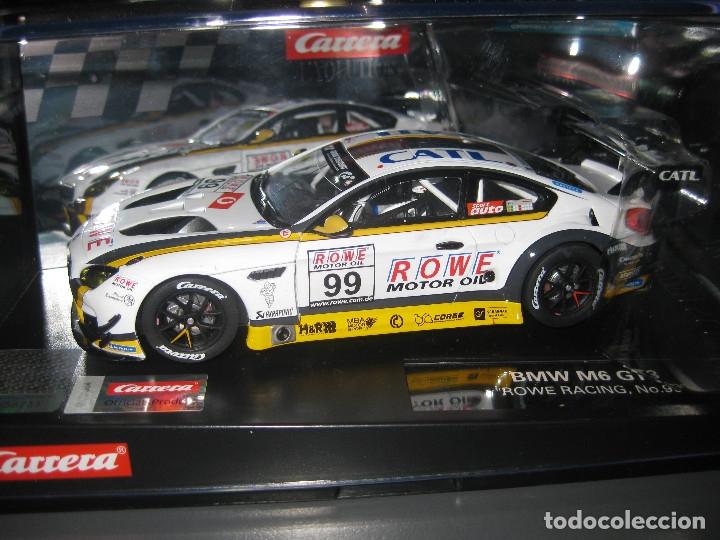 20027594 - BMW M6 GT3 Nº99 ROWE RACING DE CARRERA (Juguetes - Slot Cars - Magic Cars y Otros)