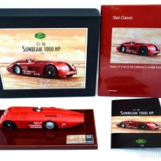 Slot Cars: SUNBEAM 1000 HP DE SLOT CLASSIC REF.- CJ-50 RTR. Lote 176367789
